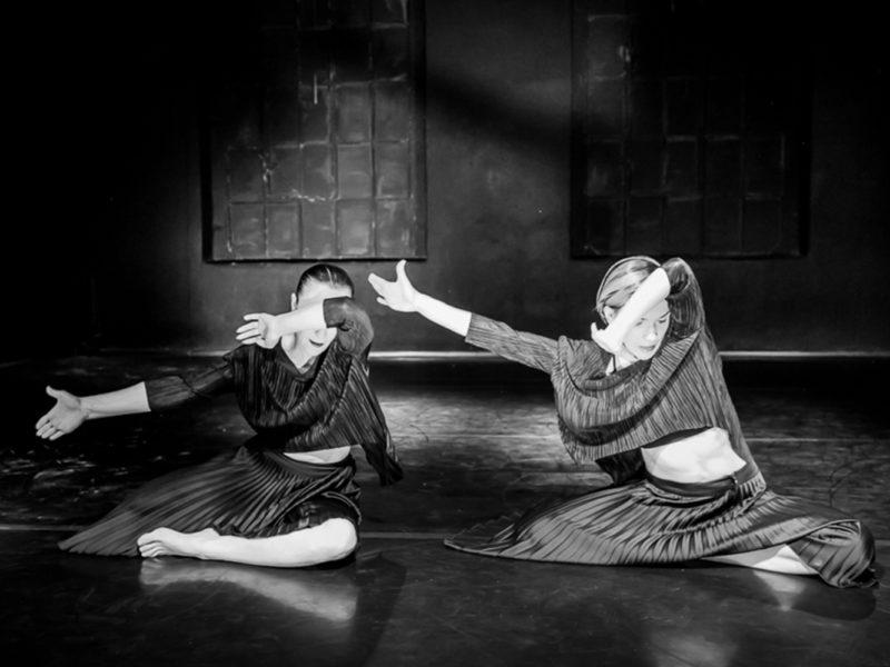 XI Edycja Mandala Performance Festival - Bednarz, Meyers, Luters, fot. Katarzyna Machniewicz