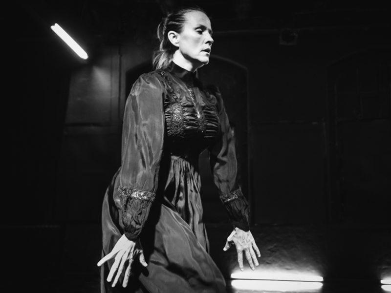 XIII Edycja Mandala Performance Festival -  Anna Piotrowska, fot. Katarzyna Machniewicz
