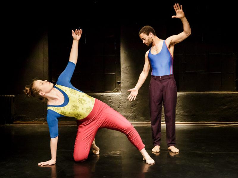 XI Edycja Mandala Performance Festival - Victoria Herczek, Oscar Mafa, fot. Katarzyna Machniewicz
