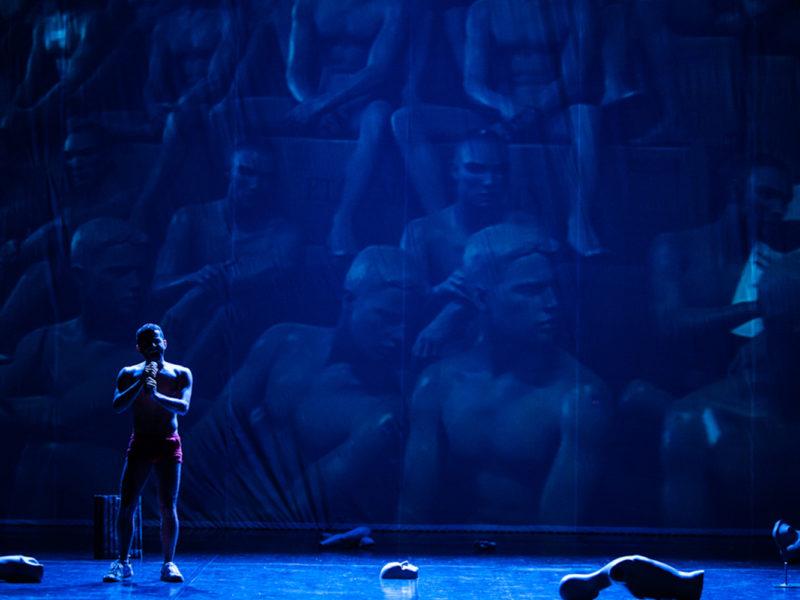 IX Edycja Mandala Performance Festival - Fernando Belfiore, fot. Marta Ankiersztejn