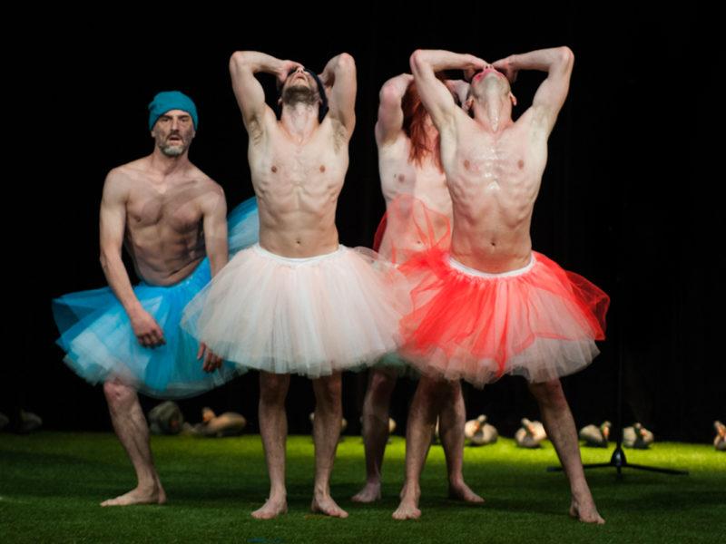 IX Edycja Mandala Performance Festival - Pink Mama Theatre, fot. Marta Ankiersztejn