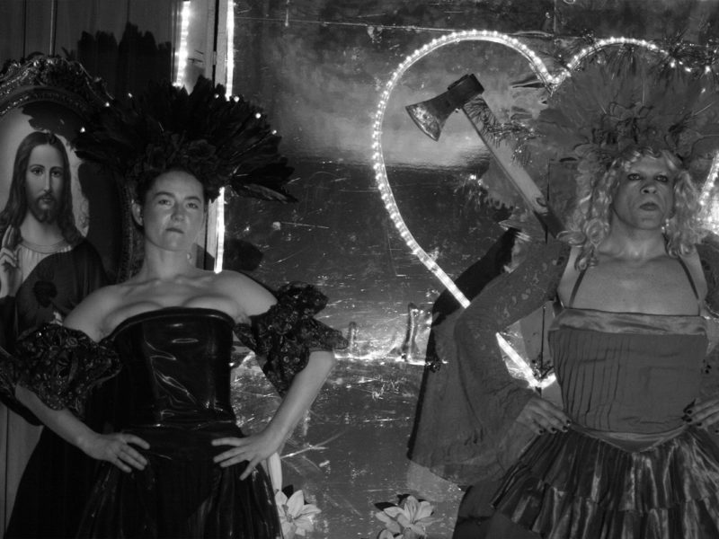 II Edycja Mandala Performance Festival - Teatr Patrz Mi na Usta, fot. Marek Koprowski