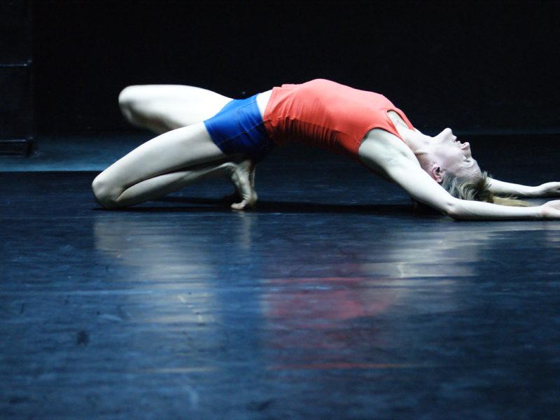 V Edycja Mandala Performance Festival - Anita Wach, fot. Marek Koprowski