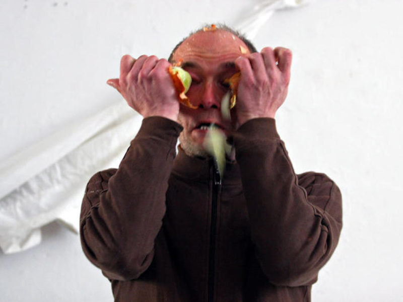V Edycja Mandala Performance Festival - Johannes Deimlling, fot. Marek Koprowski