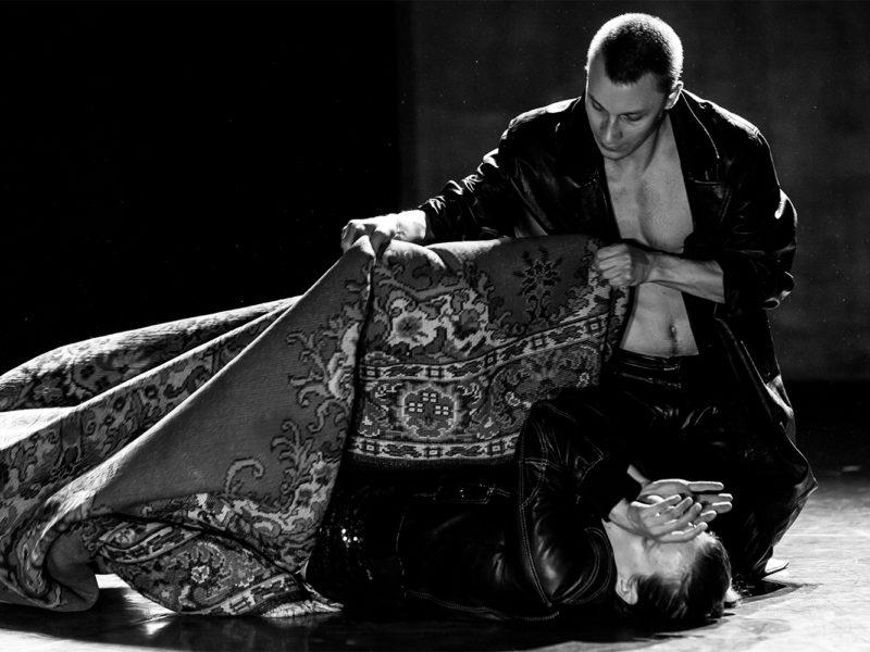 XII Edycja Mandala Performance Festival - Teatr Rozbark, fot. Krzysztof Kadis